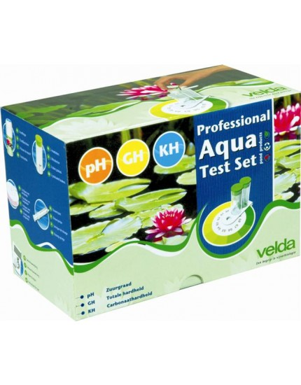 Aqua Test Set pH, GH en KH