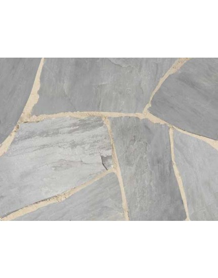 Flagstones Autumn Grey
