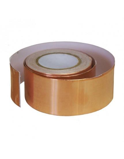 Anti-slakkenband 3x500 cm koper