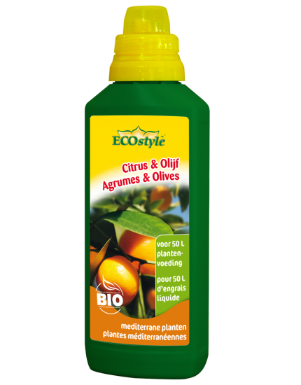 Citrus & Olijf Plantenvoeding 500ml