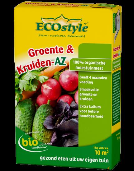 Groente & Kruiden-AZ