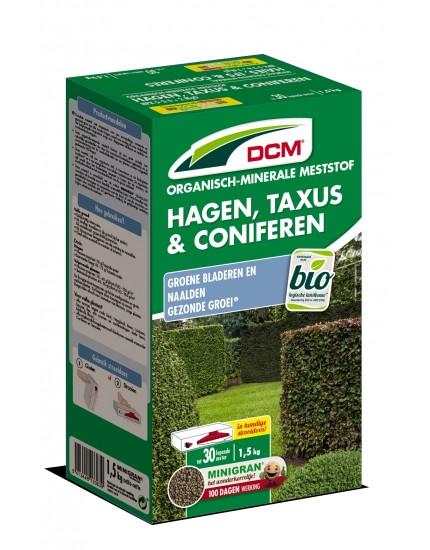 Meststof voor Hagen, Taxus en Coniferen