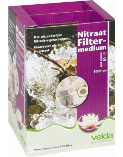 Nitraatfiltermedium