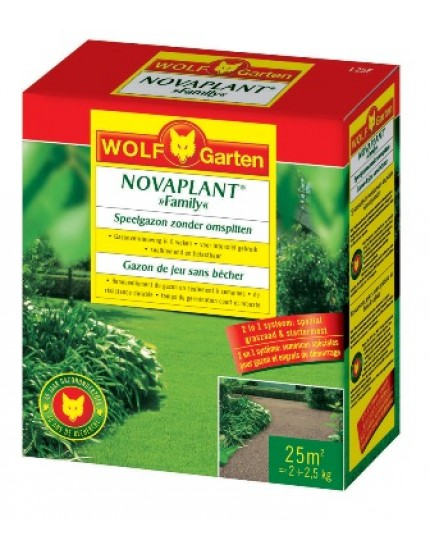Wolf-Garten gazon repair