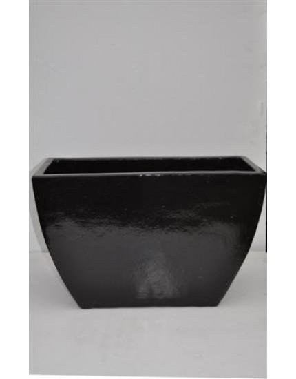 Plantenbak black