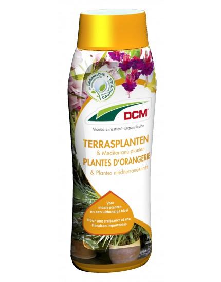 vloeibare meststof voor terrasplanten