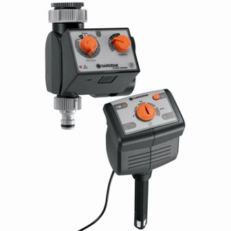 Automatische besproeiingsset A1020 sensor