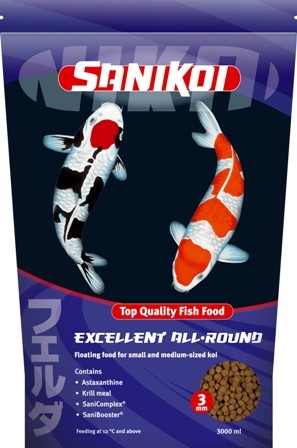 Sanikoi Excellent All-round