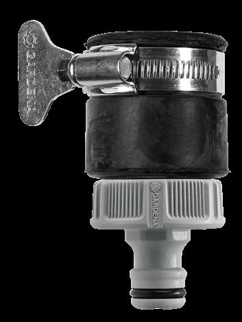 Waterdief voor ronde kranen 15-20 mm