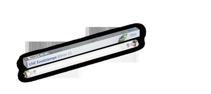 UV-C vervangingslamp Bitron 15