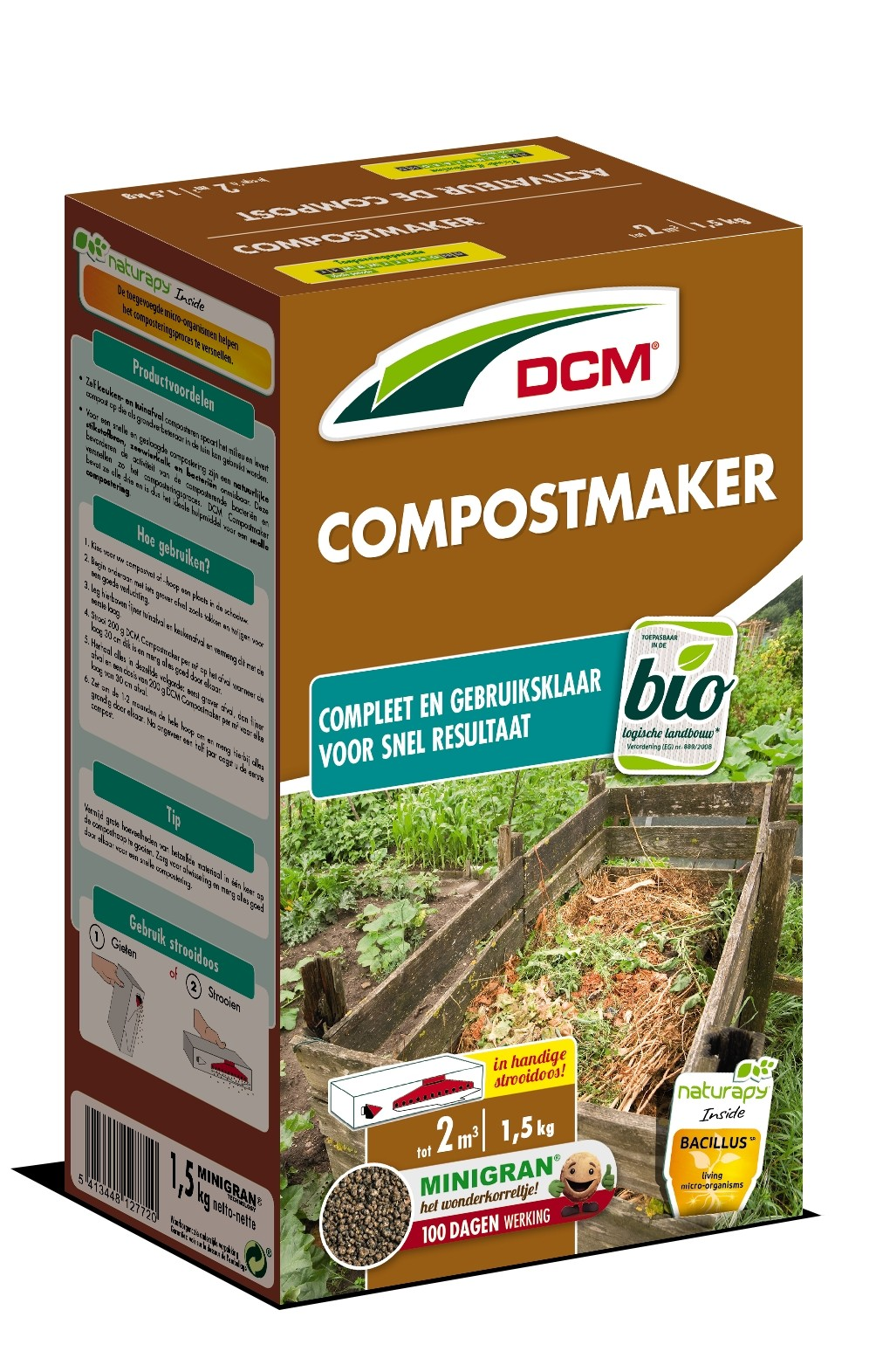 Compostmaker 1,5kg