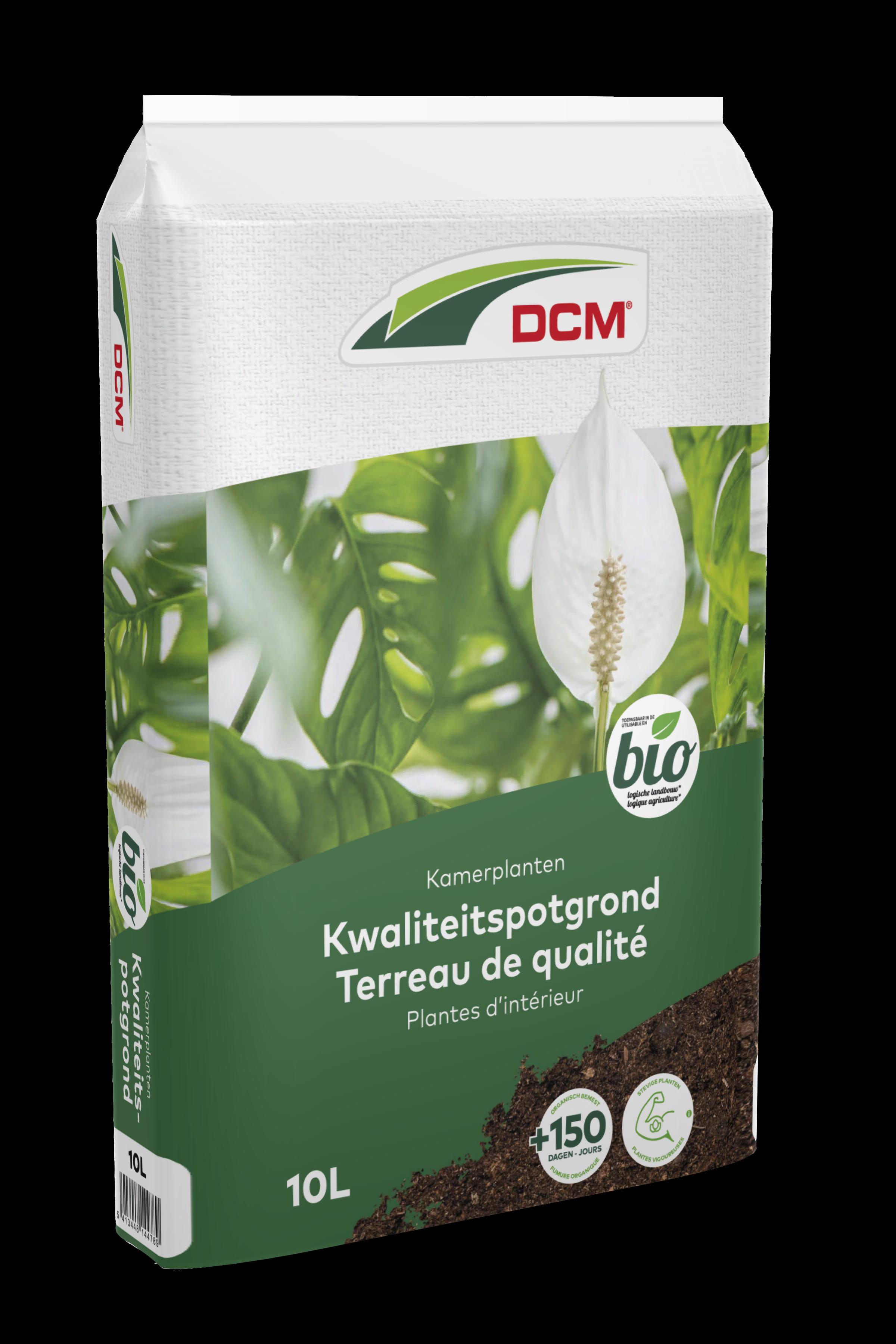 Kwaliteitspotgrond voor kamerplanten