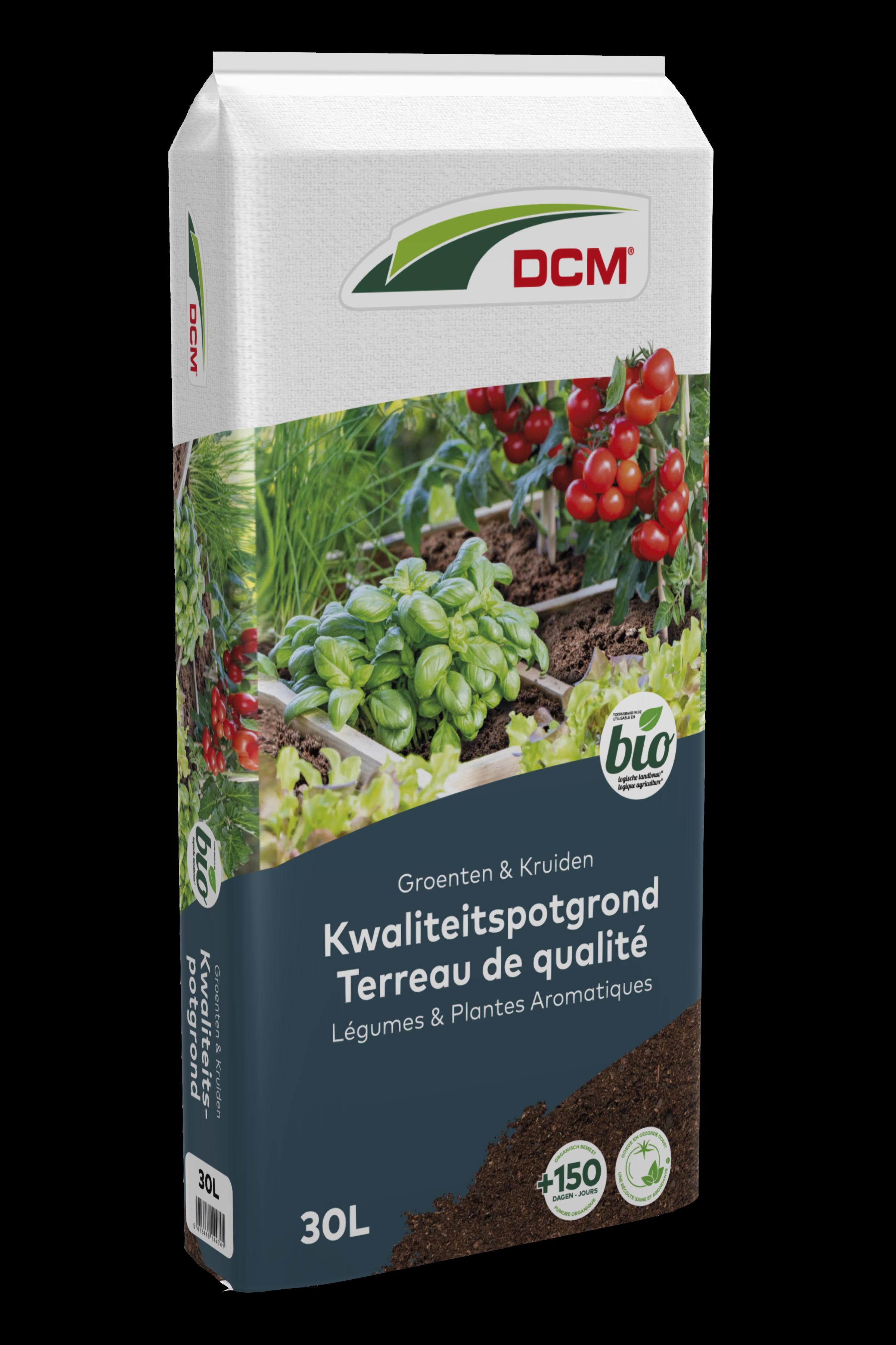 Kwaliteitspotgrond voor Groenten & Kruiden