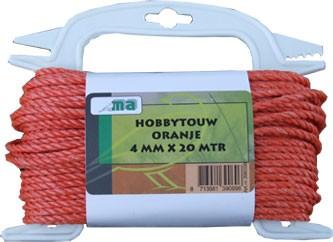 Hobbytouw 4 mm - 6 mm