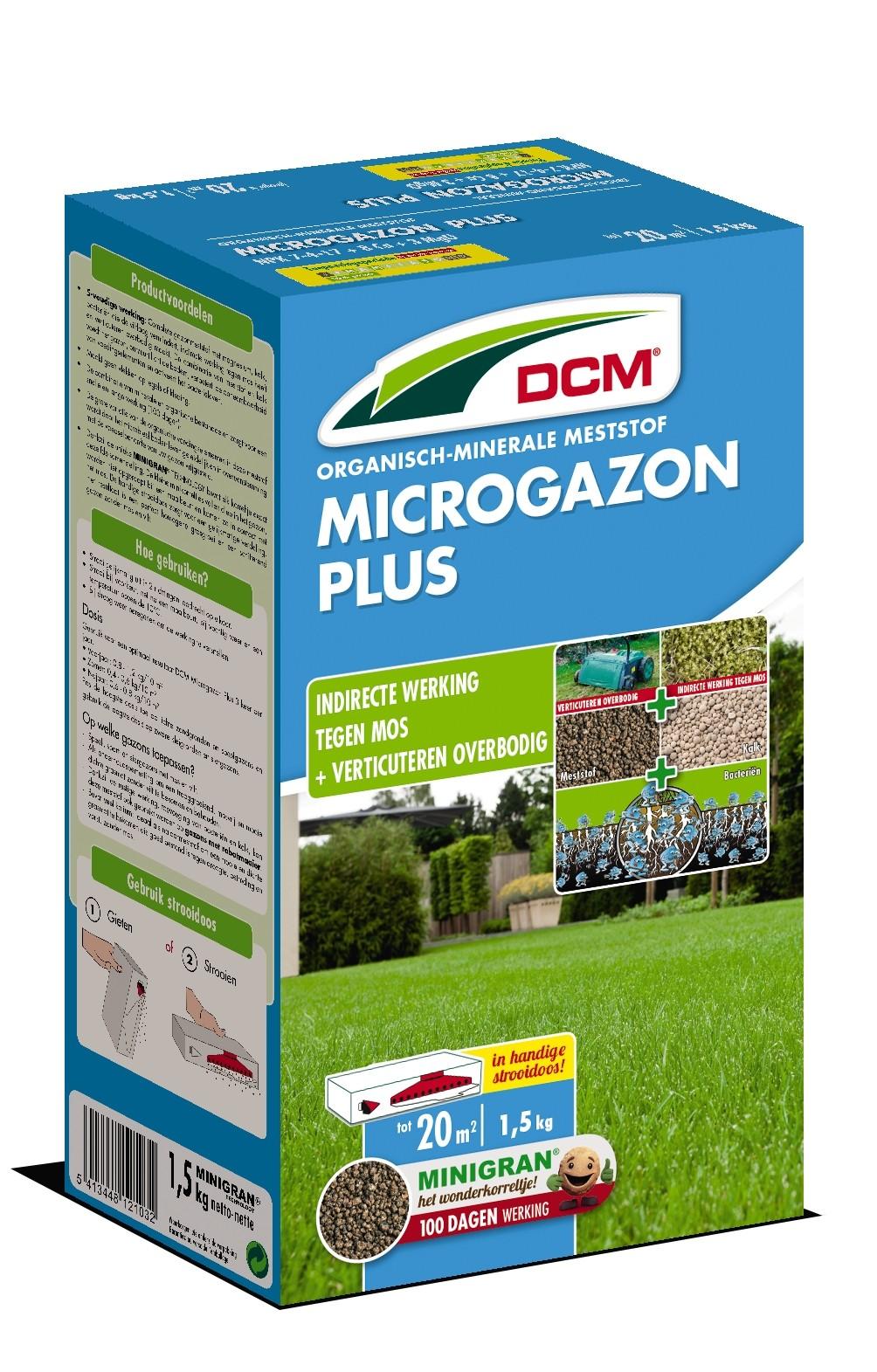 Meststof Microgazon Plus