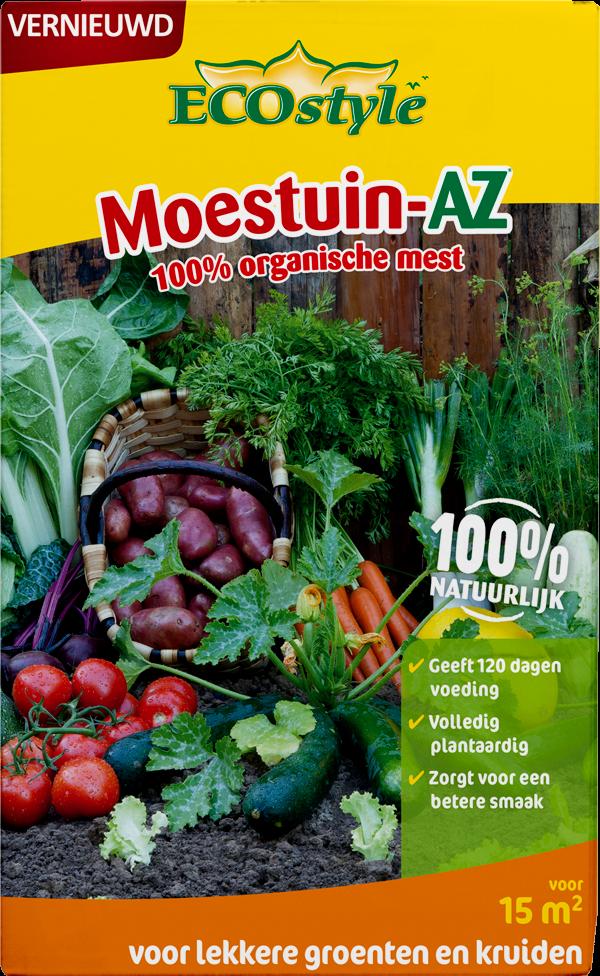 Ecostyle moestuin-AZ