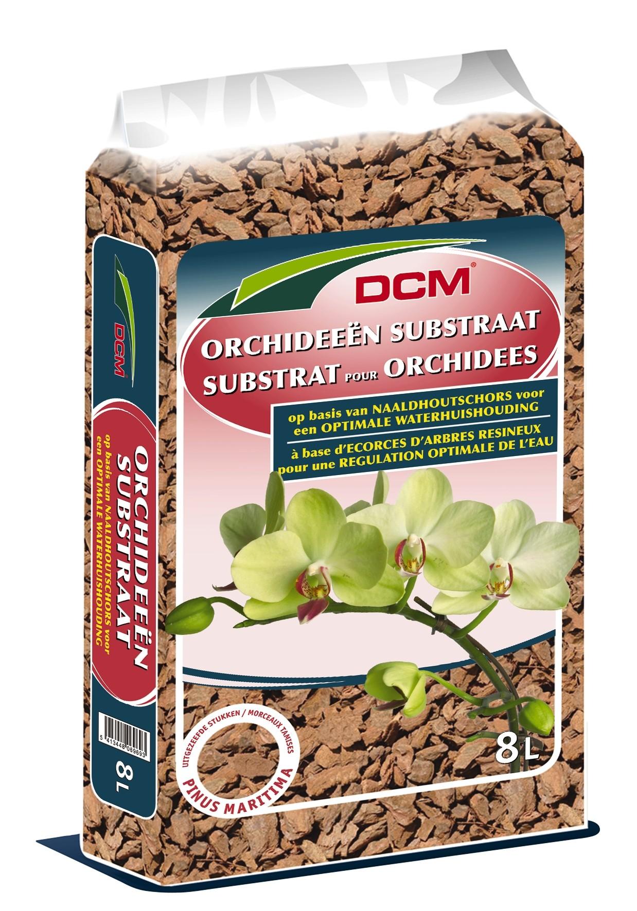 orchideeënsubstraat