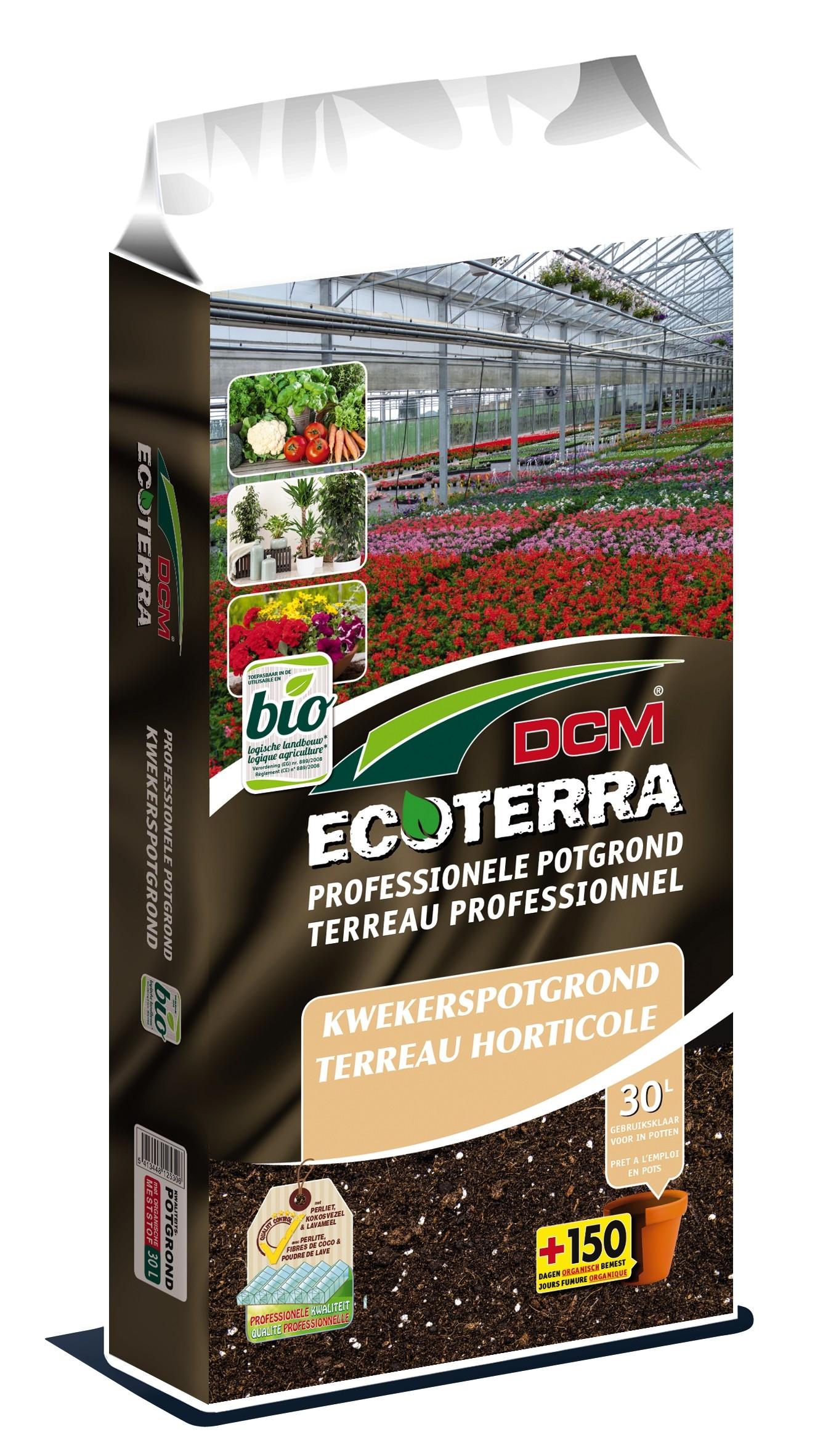 Ecoterra Kwekerspotgrond