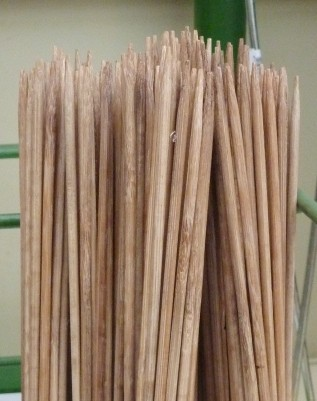 Splitbamboe
