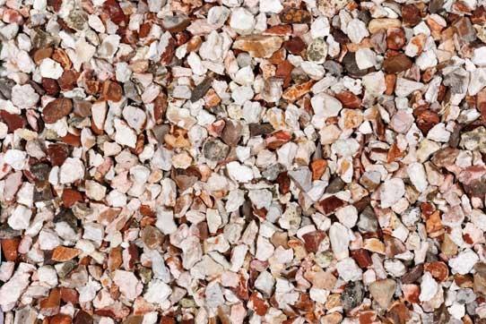 Torino Rosso split 8-10 mm