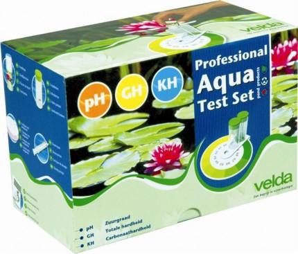 Aqua Test Set pH, GH en KH