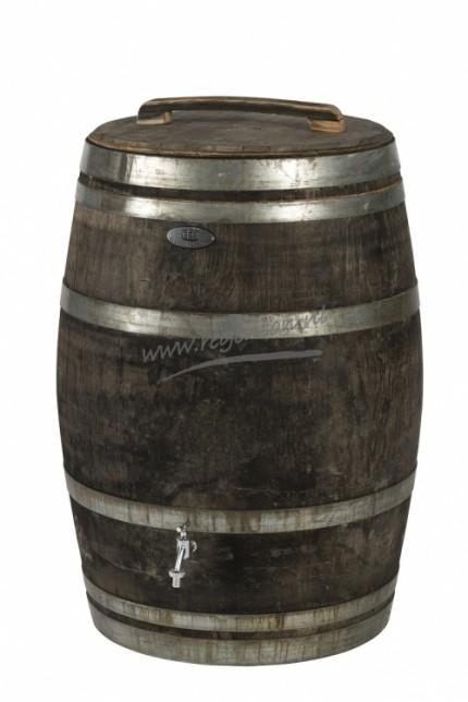 Houten regenton 225 liter