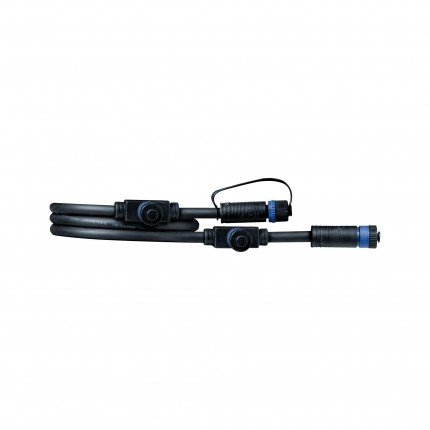 Plug & Shine Cable 1in-3out 1m