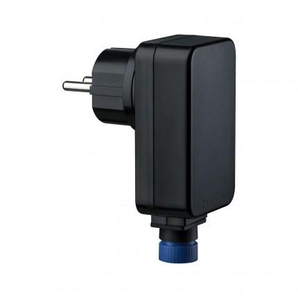 Plug & Shine Power Supply DC met stekker zwart