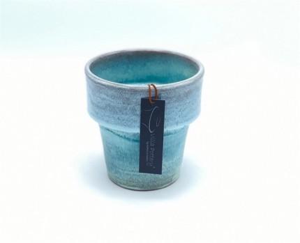 Toscane pot light blue