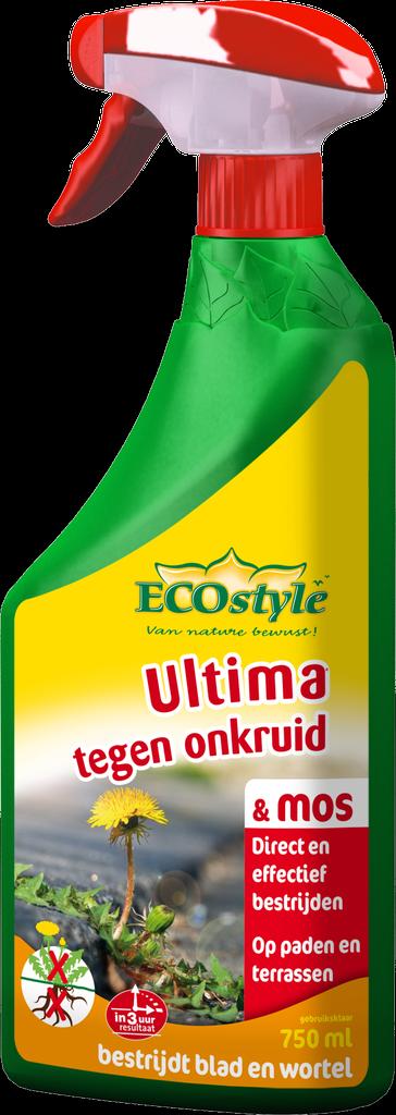 Ultima tegen onkruid & mos gebruiksklaar