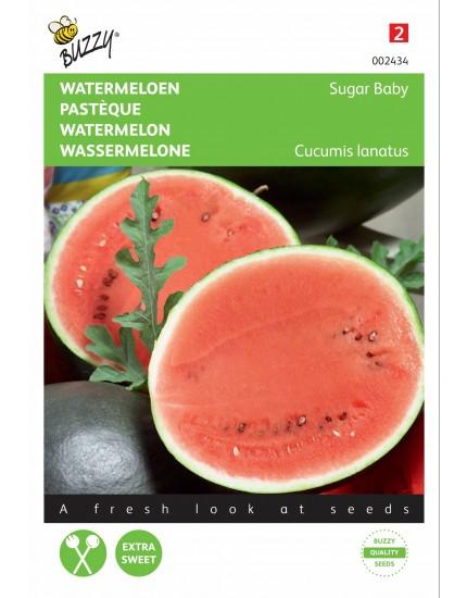 Watermeloen 'Suger Baby'