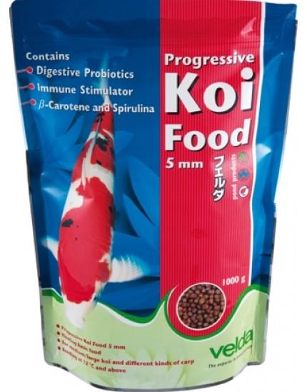 Progressive koi Food
