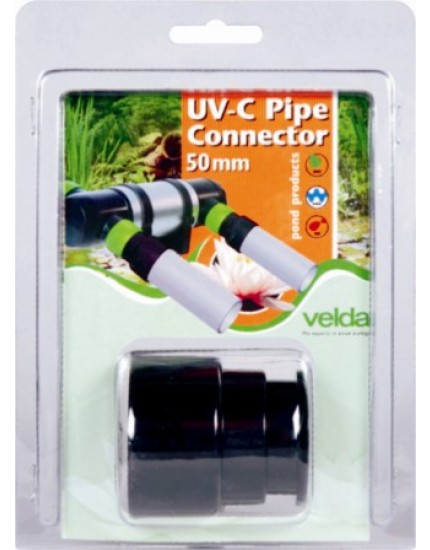 Velda UV-C Pipe Connector