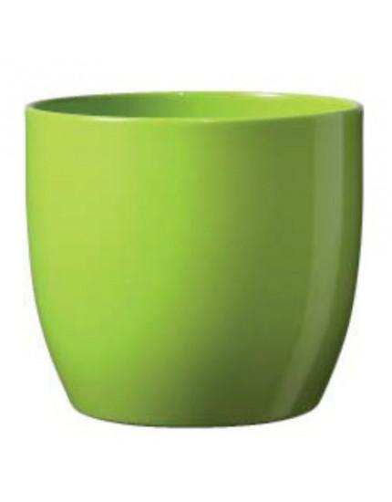 Basel groen glanzend