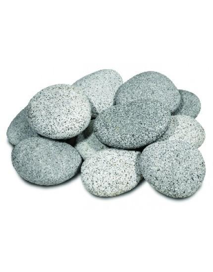 Beach Pebbles Grijs
