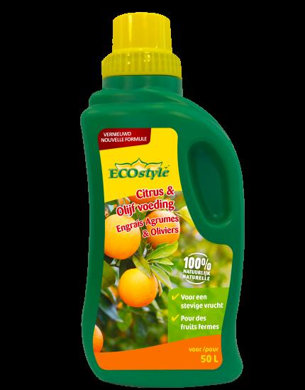 Citrus & Olijf Plantenvoeding