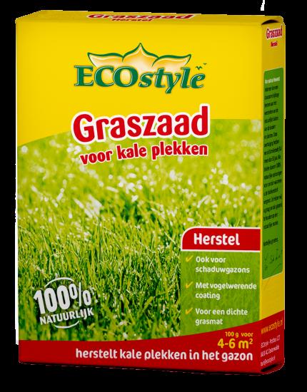 Ecostyle Graszaad Herstel voor kale plekken