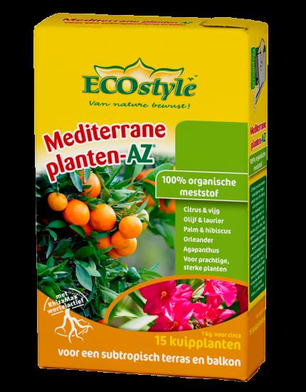 Mediterrane planten-AZ 1kg