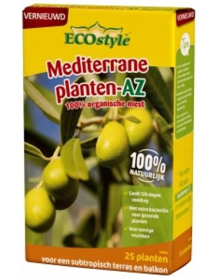 Mediterrane planten-AZ