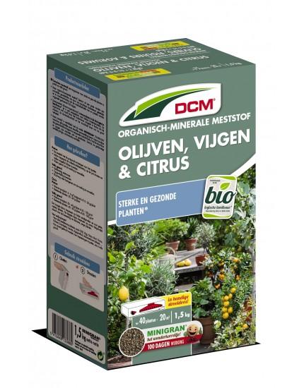 Meststof voor Olijven, Vijgen & Citrus