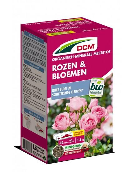 Meststof voor Rozen en Bloemen