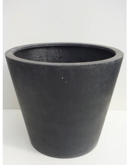 Fiberstone pot Terrazzo