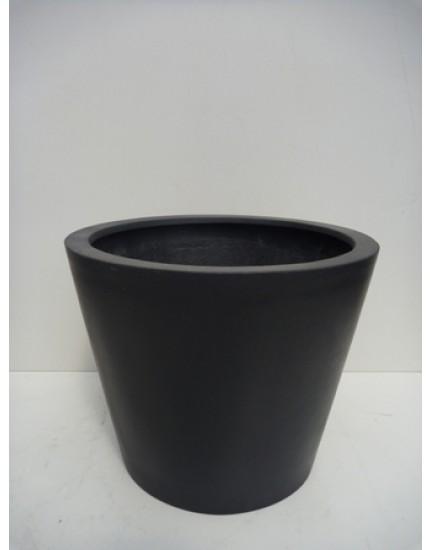 Fiberstone Planter zwart