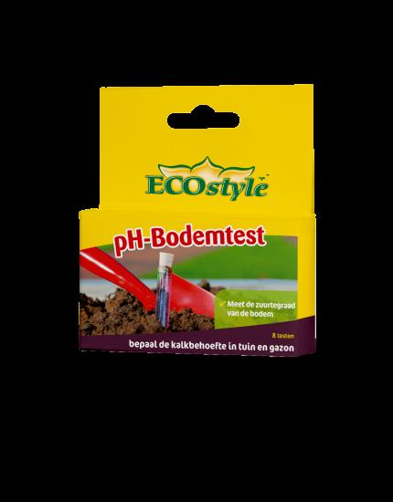 Ecostyle pH-Bodemtest