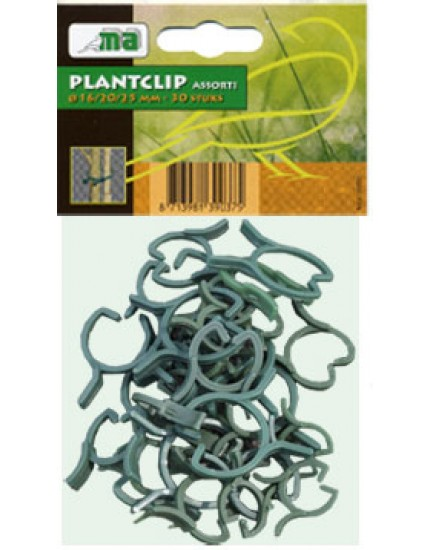 Plantclip assortie