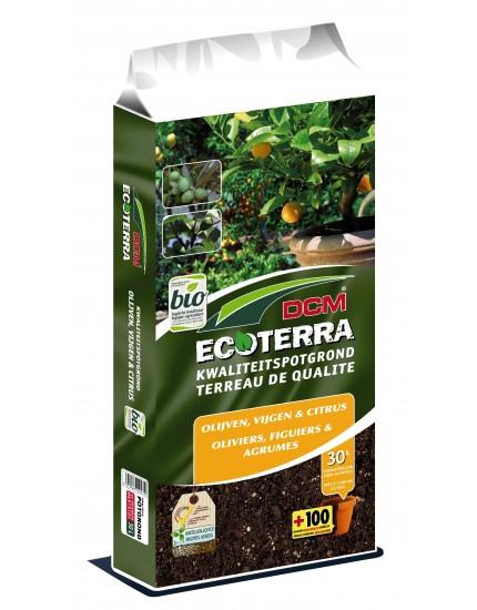 Ecoterra potgrond voor Olijven, Vijgen & Citrus