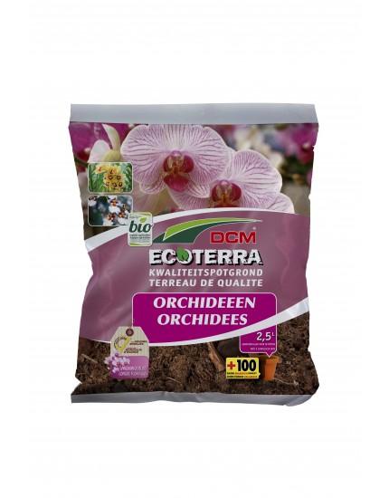 Ecoterra potgrond voor Orchideeën