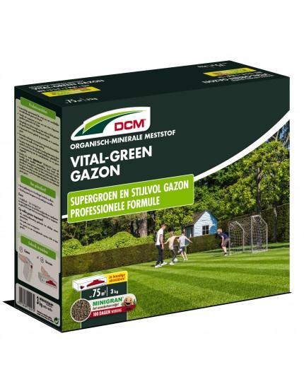 Meststof vital-green gazon