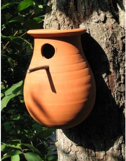 Vogelpot Groendak