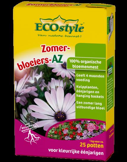 Zomerbloeiers-AZ 1kg